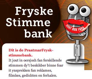 Ik stean yn de Fryske stimmebank fan de Afûk. Klik op it plaatsje foar mear ynformaasje.